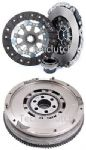 LUK DUAL MASS FLYWHEEL DMF & CLUTCH KIT BMW 3 SERIES E46 1998-2014